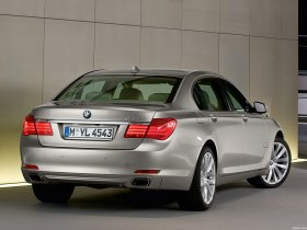 Ver foto 2 de BMW Serie 7 Long Wheel Base LWB 2008