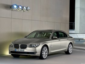 Ver foto 10 de BMW Serie 7 Long Wheel Base LWB 2008