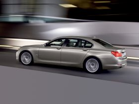 Ver foto 5 de BMW Serie 7 Long Wheel Base LWB 2008