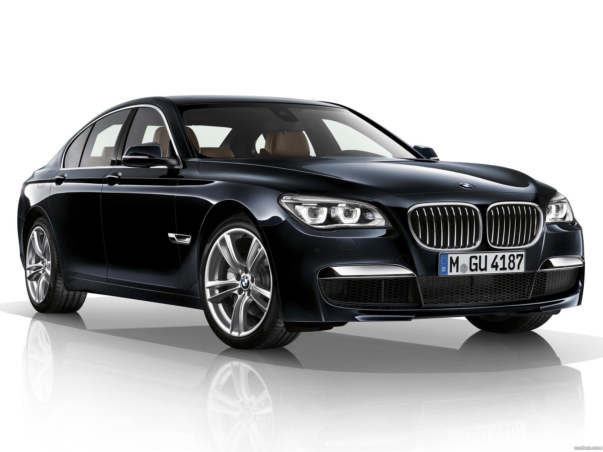 Foto 0 de BMW Serie 7 M Sports Package F01 2012