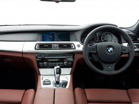 Ver foto 4 de BMW Serie 7 M Sports Package UK F01 2009