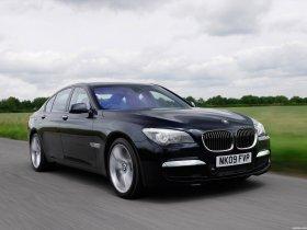Fotos de BMW Serie 7 M Sports Package UK F01 2009