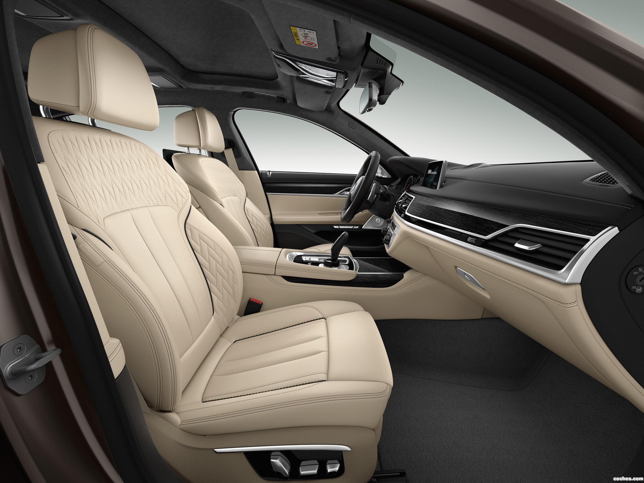Foto 10 de BMW M760Li xDrive G12 2016