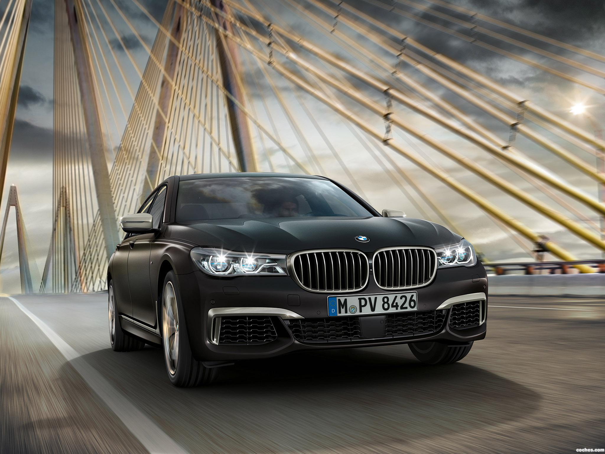 Foto 6 de BMW M760Li xDrive G12 2016