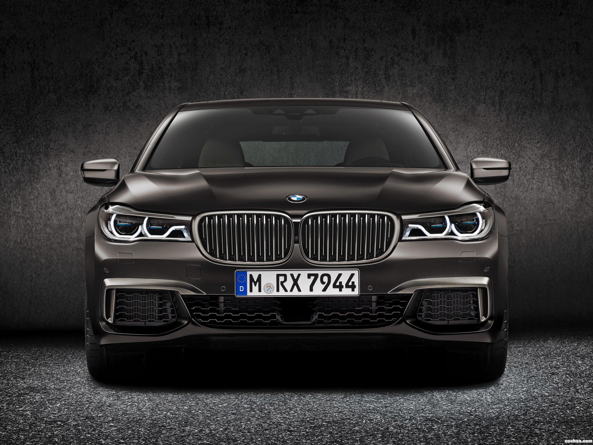 Foto 4 de BMW M760Li xDrive G12 2016