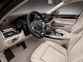 Ver foto 9 de BMW Serie 7 M760Li xDrive V12 Excellence G12 2016