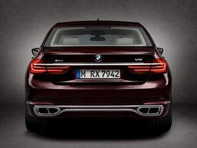 Ver foto 4 de BMW Serie 7 M760Li xDrive V12 Excellence G12 2016
