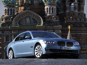Ver foto 12 de BMW Serie 7 ActiveHybrid 2012