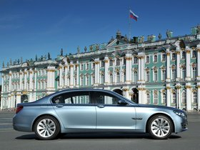 Ver foto 10 de BMW Serie 7 ActiveHybrid 2012