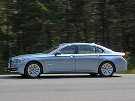 Ver foto 5 de BMW Serie 7 ActiveHybrid 2012