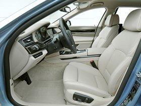 Ver foto 21 de BMW Serie 7 ActiveHybrid 2012