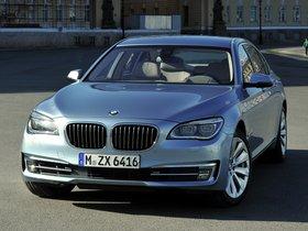 Ver foto 2 de BMW Serie 7 ActiveHybrid 2012