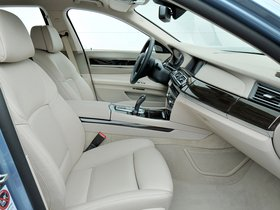 Ver foto 20 de BMW Serie 7 ActiveHybrid 2012