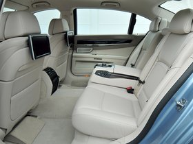 Ver foto 19 de BMW Serie 7 ActiveHybrid 2012