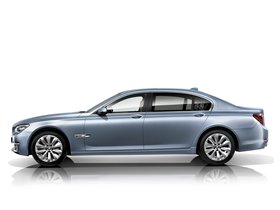 Ver foto 16 de BMW Serie 7 ActiveHybrid 2012