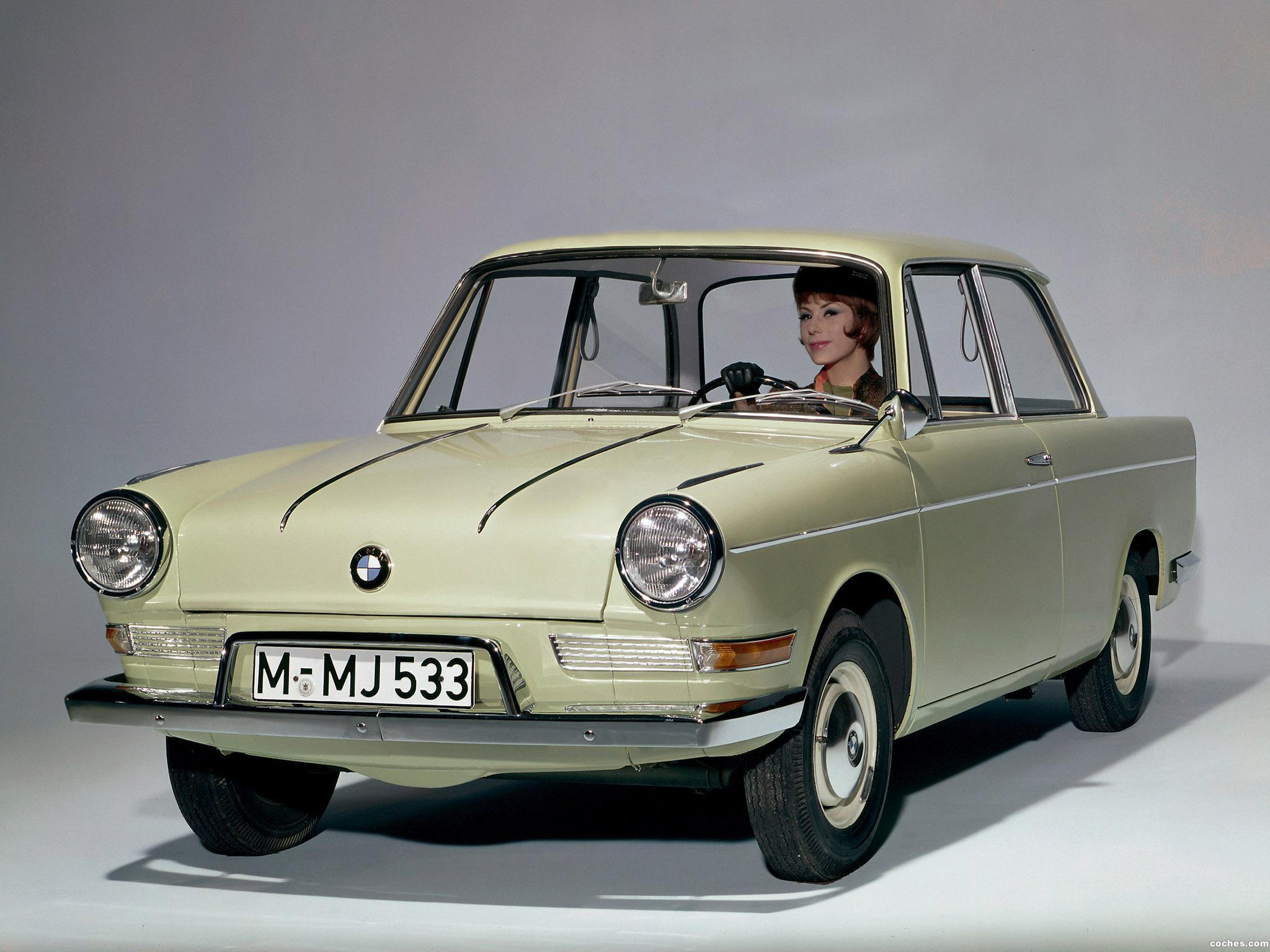 Foto 0 de BMW 700 1959