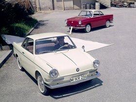 Ver foto 3 de BMW 700 Coupe 1959