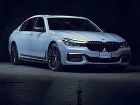 Fotos de BMW Serie 7 740e M Performance Accessories G11 USA 2016