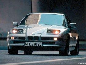 Ver foto 3 de BMW Serie 8 850 E31 1989
