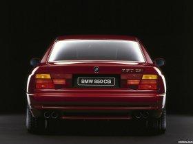 Ver foto 6 de BMW Serie 8 850 E31 1989