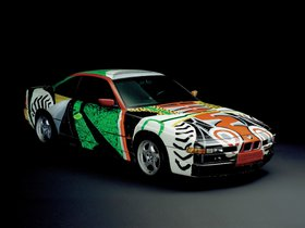 Ver foto 5 de BMW Serie 8 850 CSi Art Car by David Hockney E31 1995