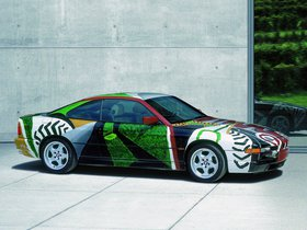 Ver foto 3 de BMW Serie 8 850 CSi Art Car by David Hockney E31 1995