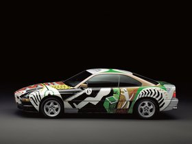 Ver foto 2 de BMW Serie 8 850 CSi Art Car by David Hockney E31 1995