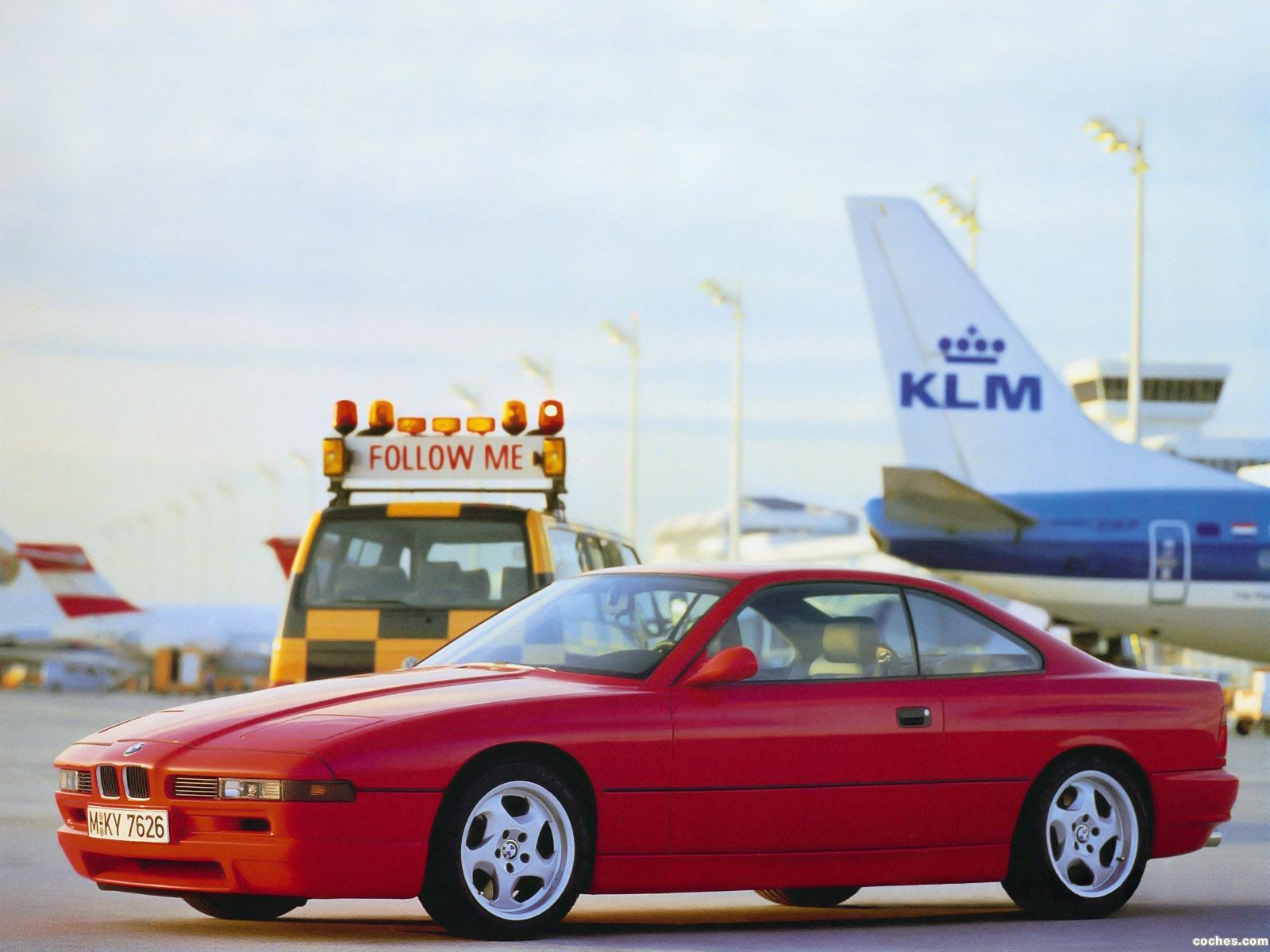 Foto 7 de BMW Serie 8 850 CSi E31 1992