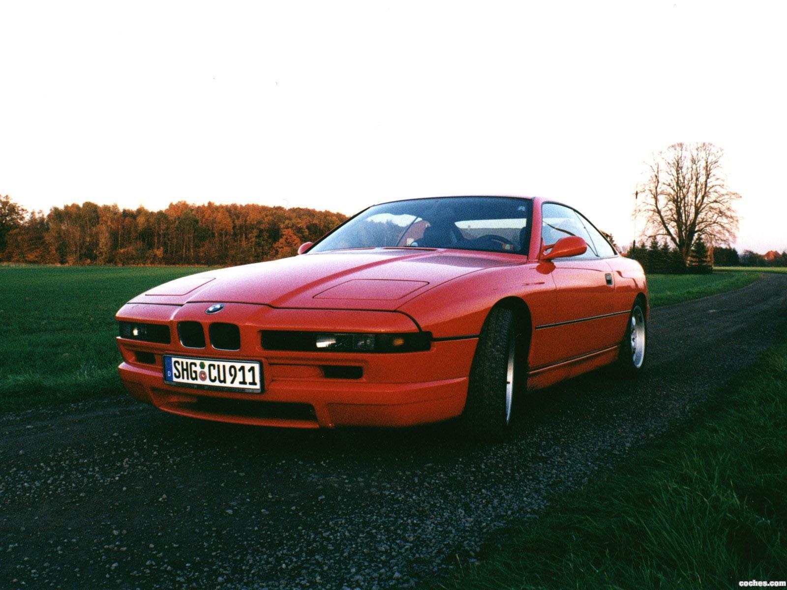 Foto 4 de BMW Serie 8 850 CSi E31 1992