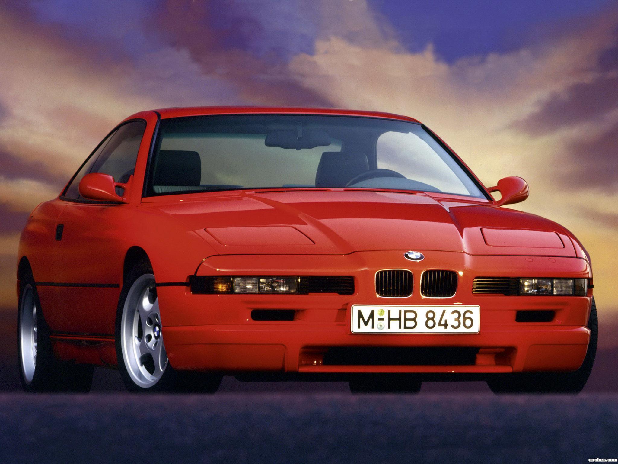 Foto 0 de BMW Serie 8 850 CSi E31 1992