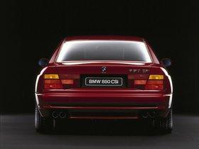 Ver foto 10 de BMW Serie 8 850 CSi E31 1992