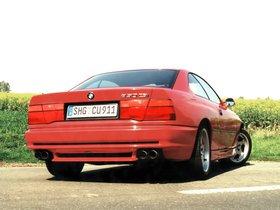 Ver foto 4 de BMW Serie 8 850 CSi E31 1992