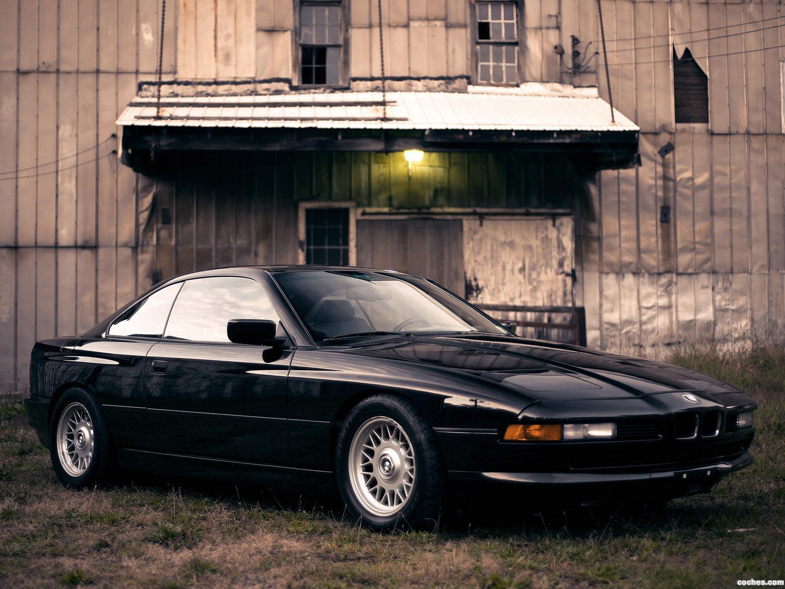 Foto 0 de BMW Serie 8 850i E31 USA 1989