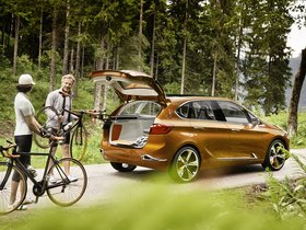Ver foto 9 de BMW Active Tourer Outdoor Concept 2013