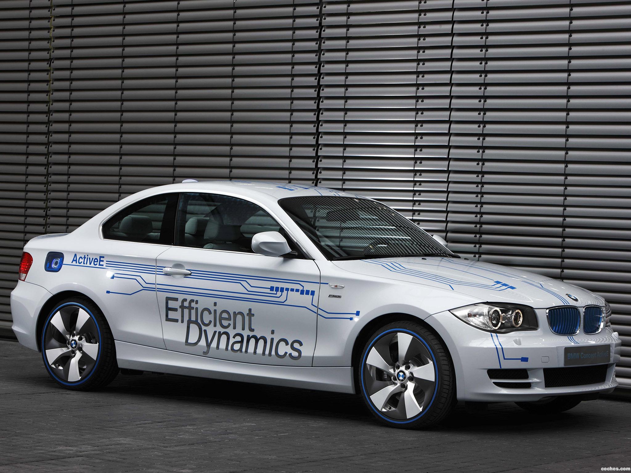 Foto 0 de BMW ActiveE Concept 2009