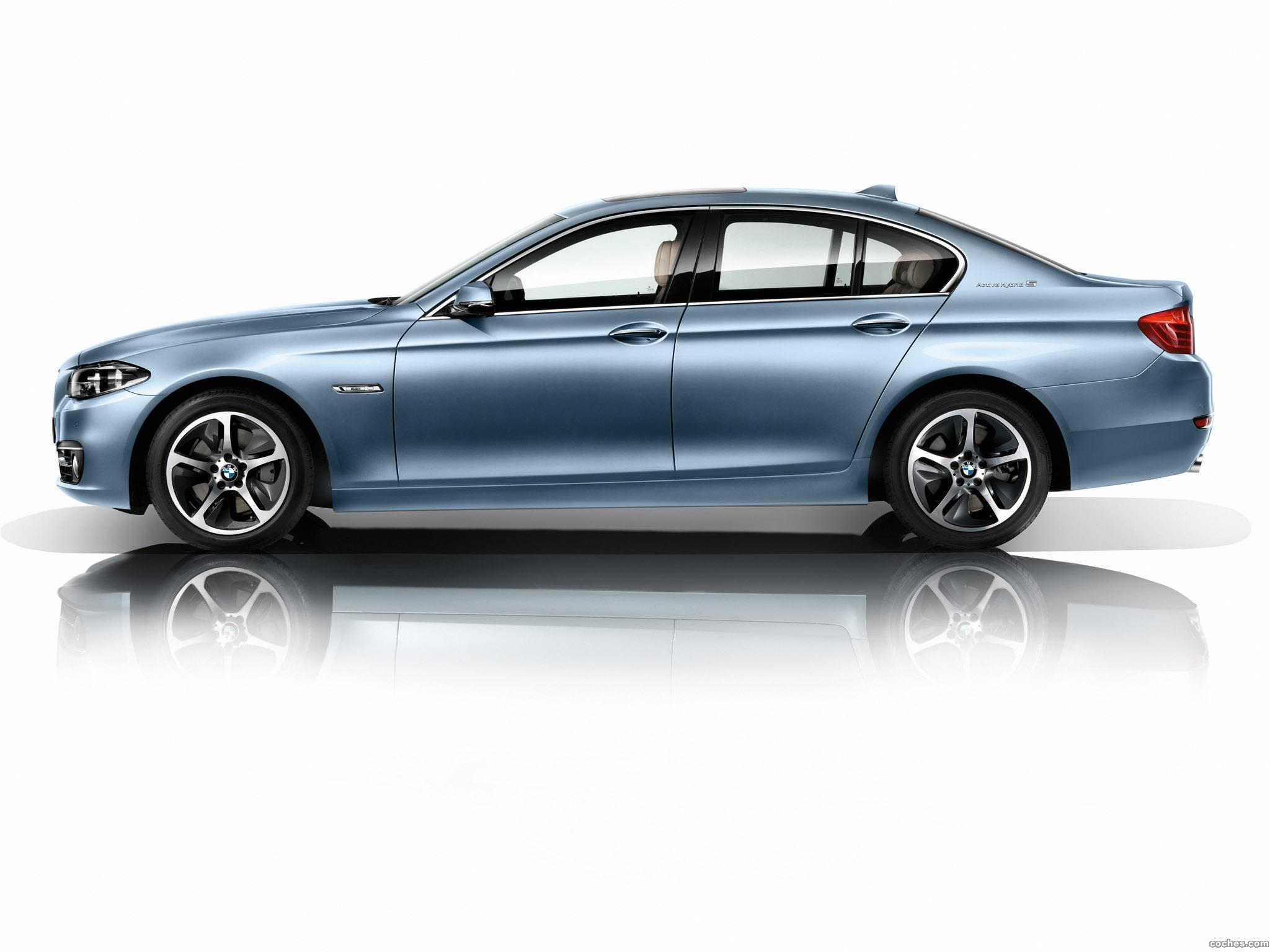 Foto 3 de BMW Serie 5 Activehybrid 5 2013