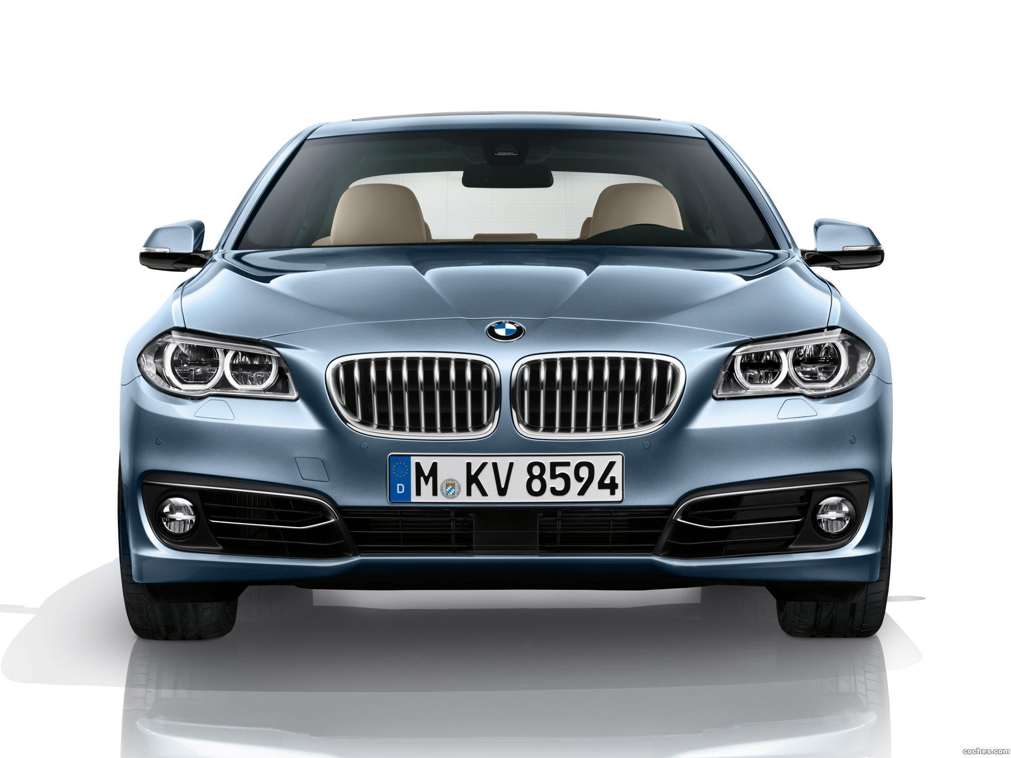 Foto 0 de BMW Serie 5 Activehybrid 5 2013