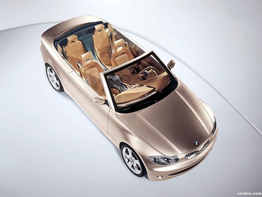 Foto 0 de BMW CS1 Concept 2002