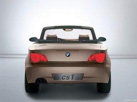 Ver foto 2 de BMW CS1 Concept 2002