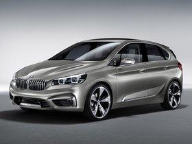 Ver foto 12 de BMW Active Tourer Concept 2012