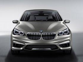 Ver foto 10 de BMW Active Tourer Concept 2012