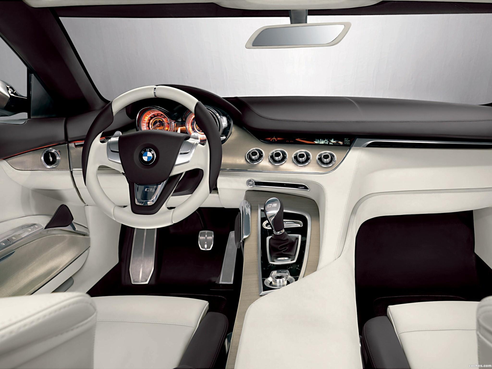Foto 12 de BMW Concept CS 2007