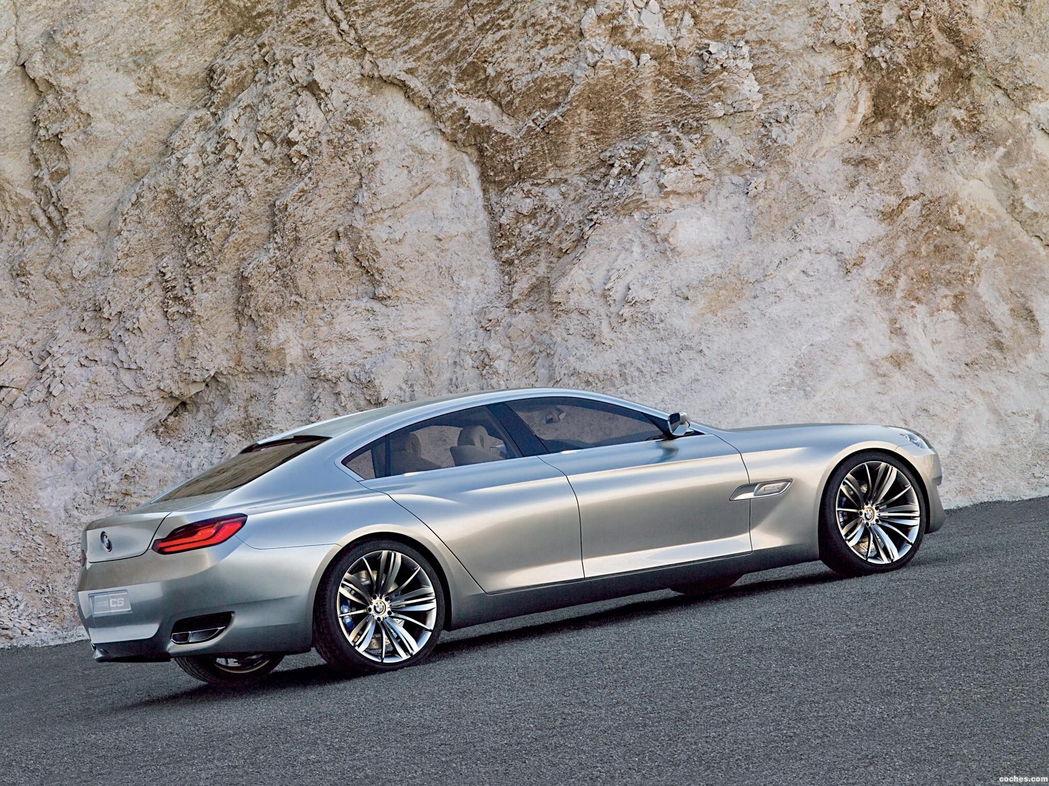 Foto 3 de BMW Concept CS 2007