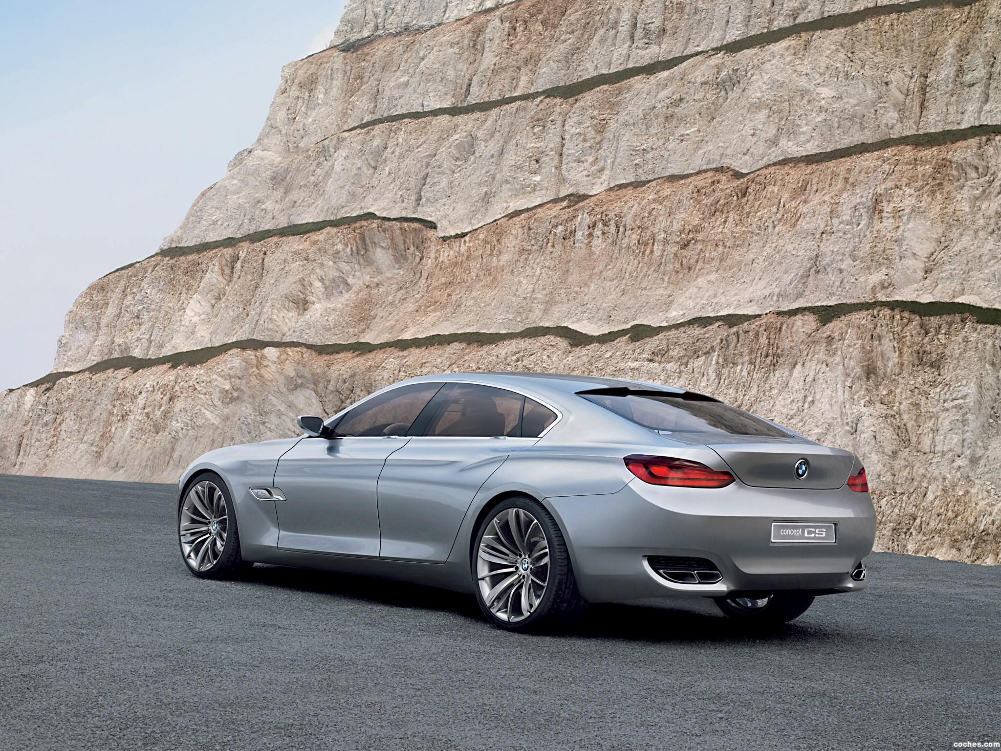 Foto 1 de BMW Concept CS 2007