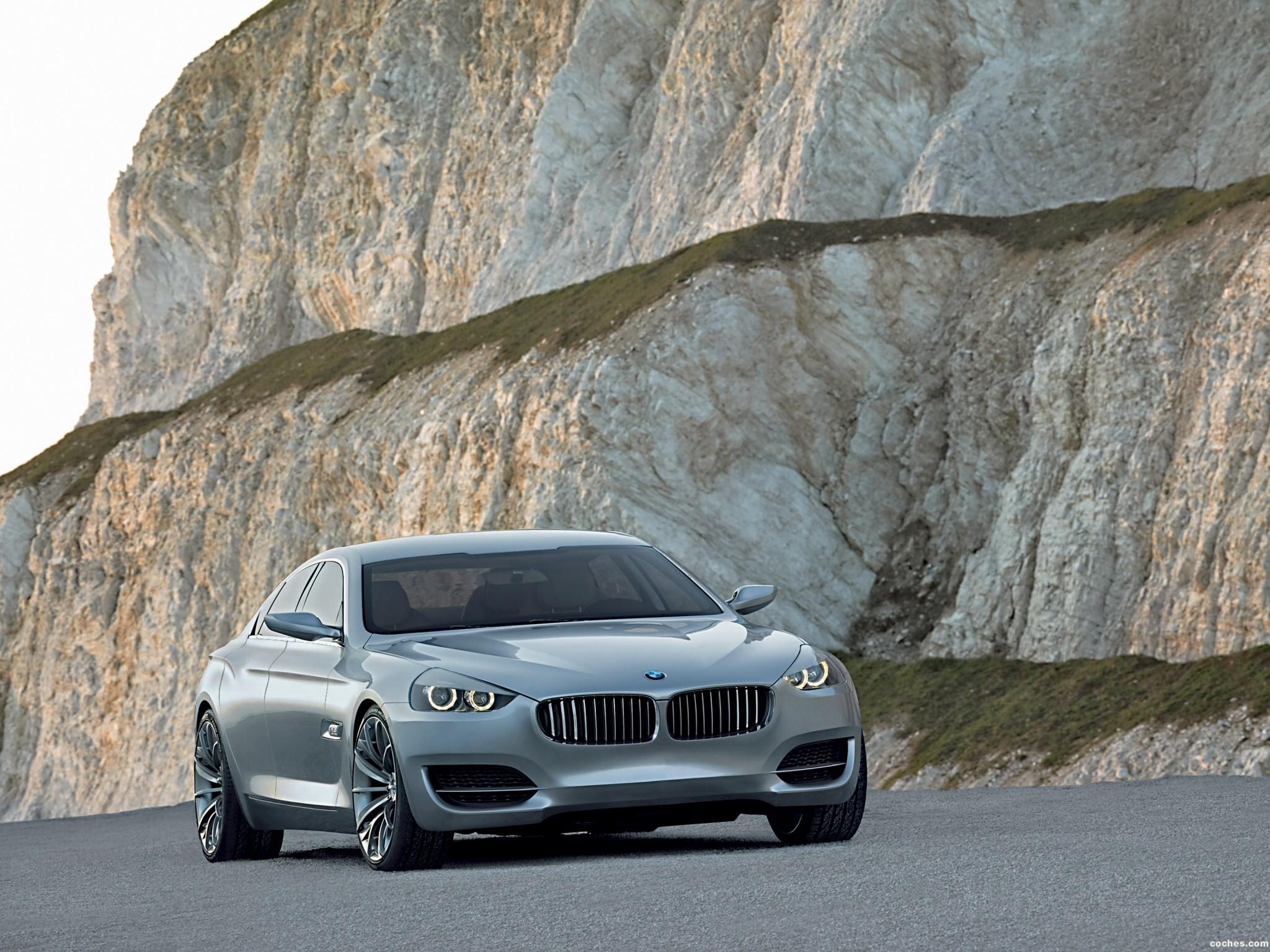 Foto 0 de BMW Concept CS 2007