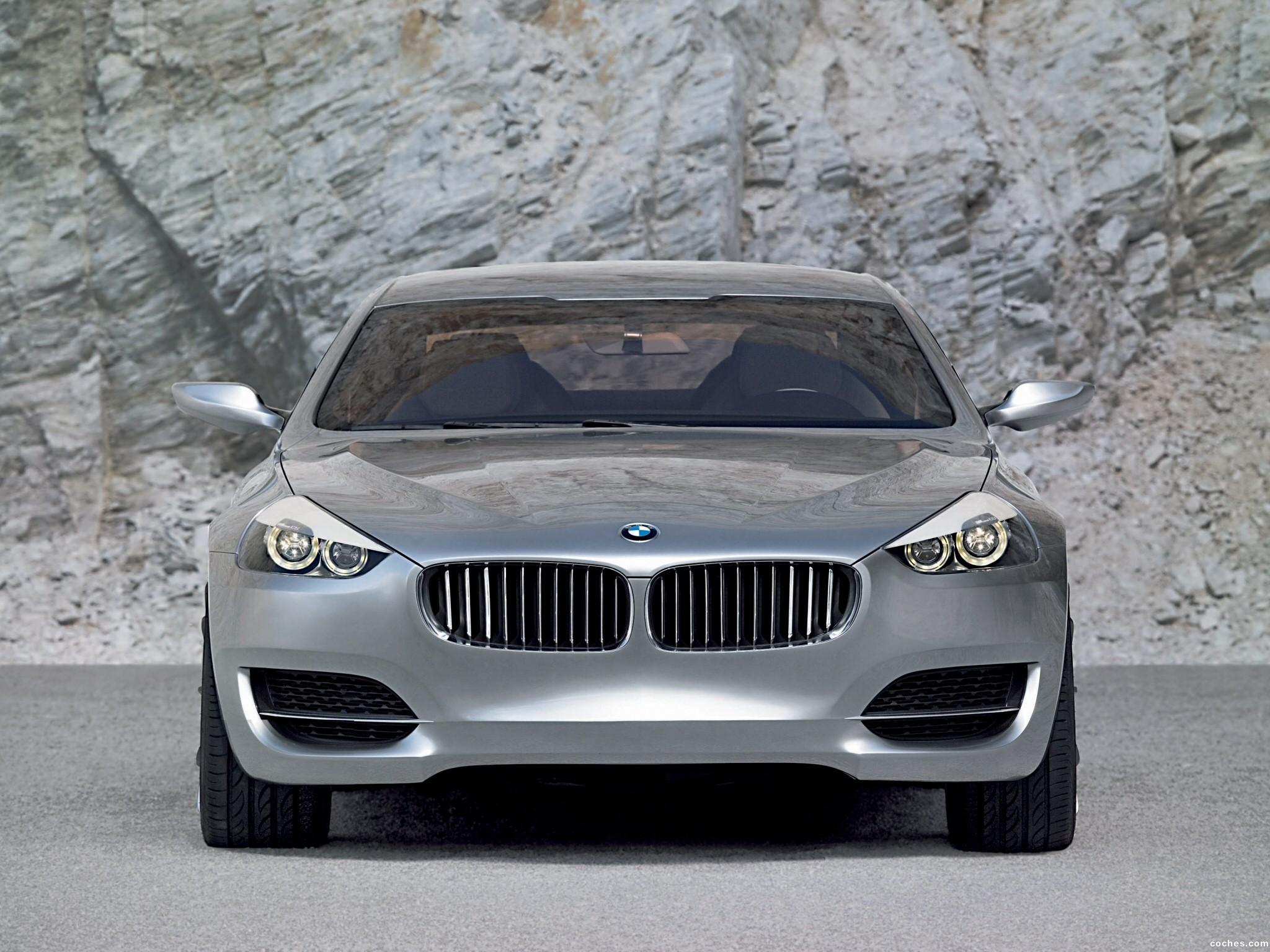 Foto 9 de BMW Concept CS 2007