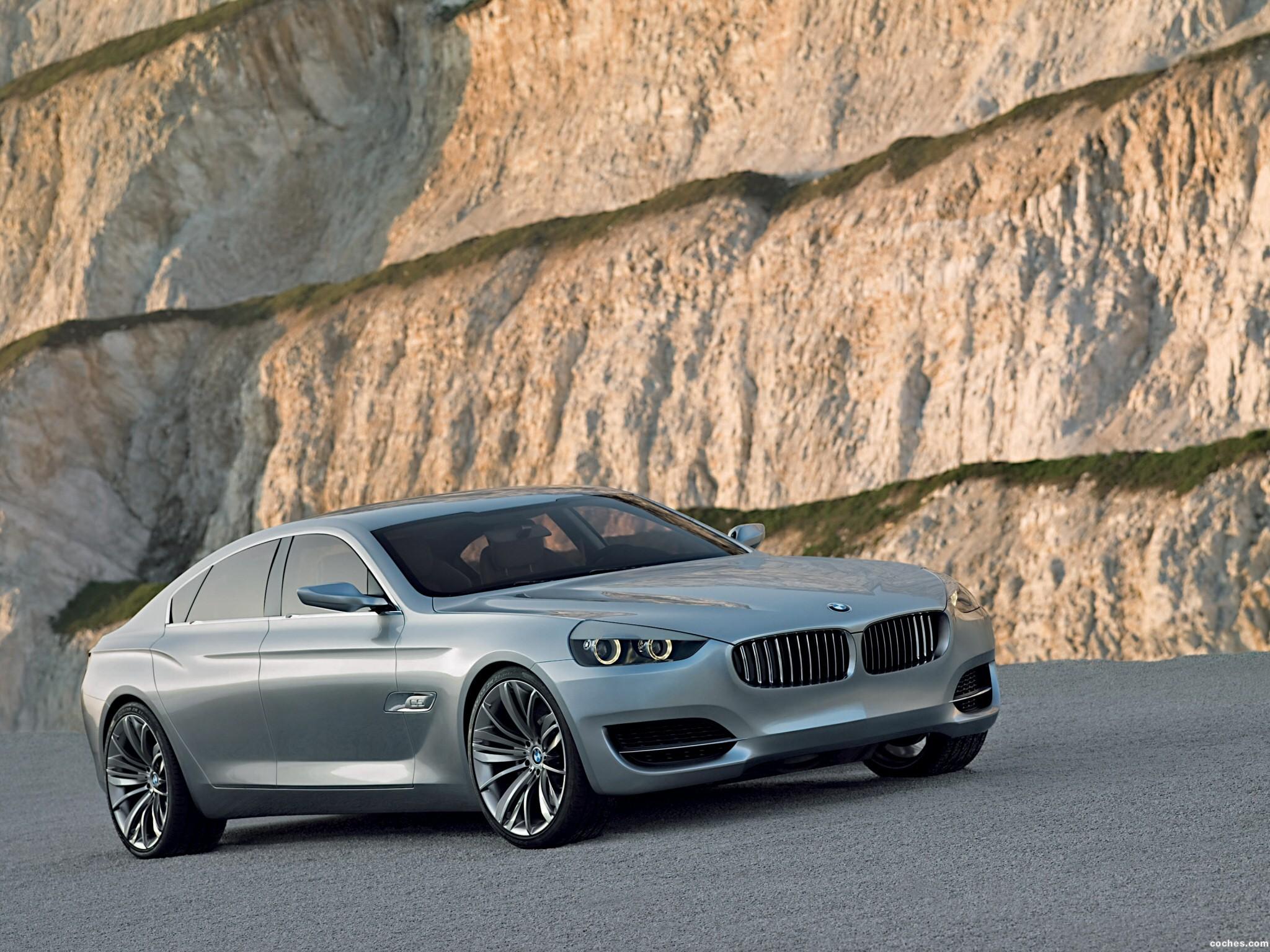 Foto 6 de BMW Concept CS 2007
