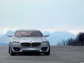 Ver foto 9 de BMW Concept CS 2007