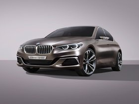 Ver foto 5 de BMW Concept Compact Sedan 2015