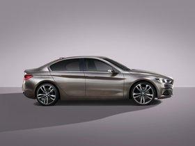 Ver foto 4 de BMW Concept Compact Sedan 2015